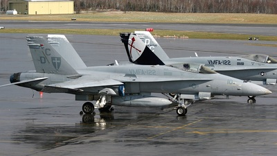 164275 - McDonnell Douglas F/A-18C Hornet - United States - US Marine Corps (USMC)