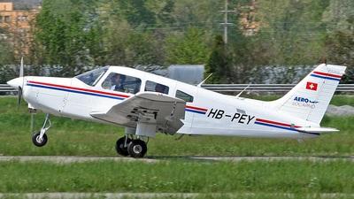 HB-PEY - Piper PA-28-161 Warrior II - Private