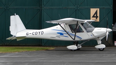 A picture of GCDYD - Ikarus C42 FB80 - [06046812] - © Robert Beaver