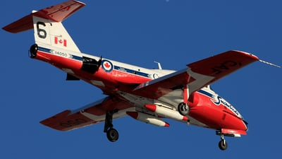 114050 - Canadair CT-114 Tutor - Canada - Royal Canadian Air Force (RCAF)