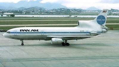N514PA - Lockheed L-1011-500 Tristar - Pan Am