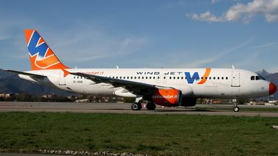 EI-DOE - Airbus A320-211 - Wind Jet