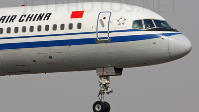 B-2856 - Boeing 757-2Z0 - Air China