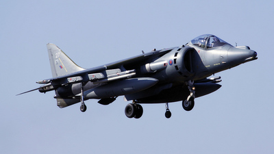 ZD379 - British Aerospace Harrier GR.9 - United Kingdom - Royal Air Force (RAF)