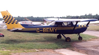 A picture of GBEMY - Cessna FRA150M Aerobat - [0315] - © Kristof Vandermoere