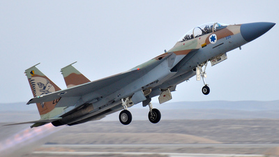 220 - McDonnell Douglas F-15I Ra'am - Israel - Air Force
