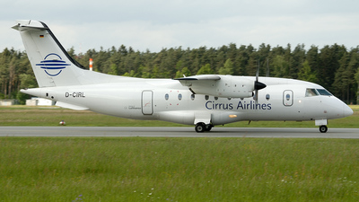D-CIRL - Dornier Do-328-110 - Cirrus Airlines