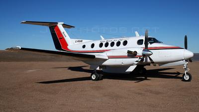 C-FEKB - Beechcraft B200 Super King Air - Kenn Borek Air