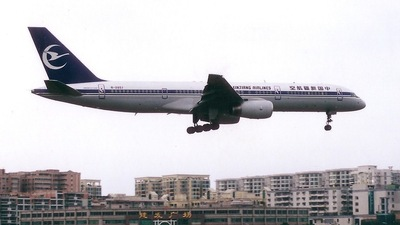 B-2851 - Boeing 757-28S - China Xinjiang Airlines