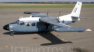 ZU-DFI - Piaggio P166S Albatross - South Africa - Air Force