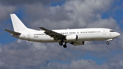 N870AG - Boeing 737-4Y0 - SkyKing Airlines