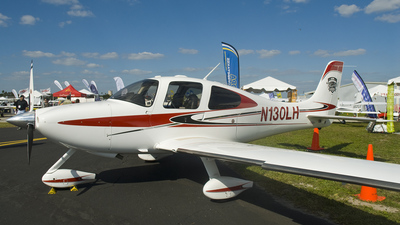N130LH - Cirrus SR22 - Private