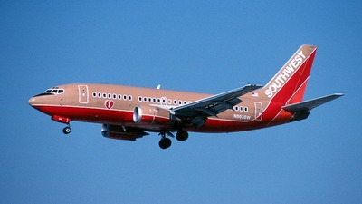 N503SW - Boeing 737-5H4 - Southwest Airlines