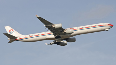 B-6050 - Airbus A340-642 - China Eastern Airlines