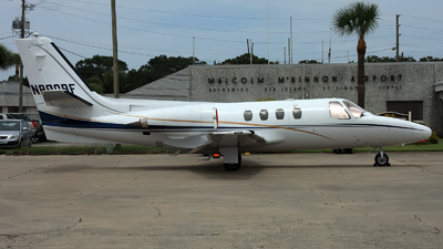 N800BF - Cessna 501 Citation SP - Private