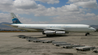 9XR-SD - Douglas DC-8-62(AF) - Silverback Cargo Freighters