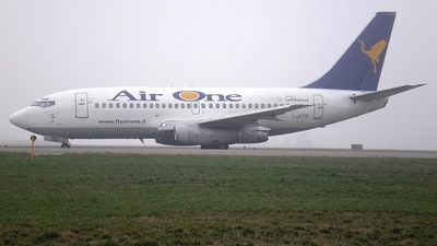 I-JETD - Boeing 737-230(Adv) - Air One