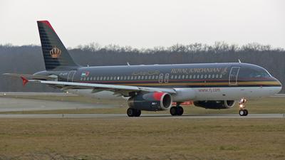 JY-AYF - Airbus A320-232 - Royal Jordanian