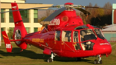 ZK-HYX - Aérospatiale SA 365N Dauphin 2 - Rick Lucas Helicopters