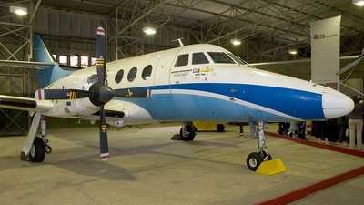 G-JSSD - Handley Page HP-137 Jetstream 1 - BAe Systems