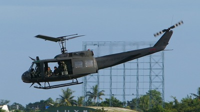 - Bell UH-1H Iroquois - Philippines - Air Force