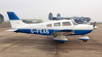 A picture of GFEAB - Piper PA28181 - [2843567] - © Oliver Holmes