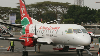 5Y-FLA - Saab 340B - Kenya Airways