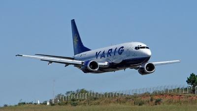 PP-VNZ - Boeing 737-3K9 - Varig