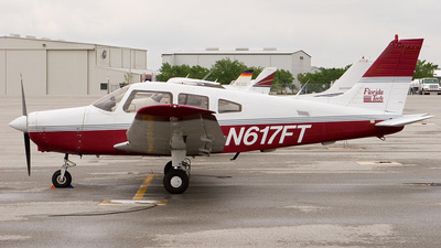 A picture of N617FT - Piper PA28161 - [288316090] - © David Taylor