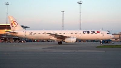 TC-OAI - Airbus A321-231 - Onur Air