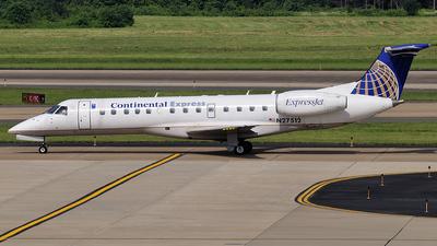 N27512 - Embraer ERJ-135ER - Continental Express (ExpressJet Airlines)