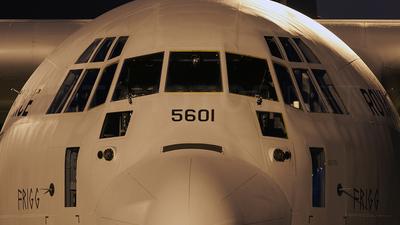 5601 - Lockheed Martin C-130J-30 Hercules - Norway - Air Force