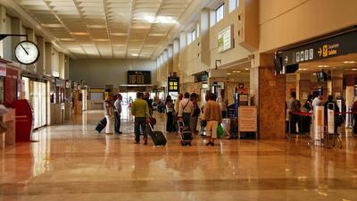 LEGR - Airport - Terminal