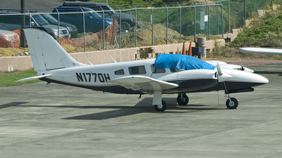 A picture of N1770H - Piper PA34200T - [347770150] - © Brian Whitelegg