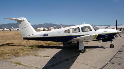 F-GROV - Piper PA-28RT-201T Turbo Arrow IV - Private