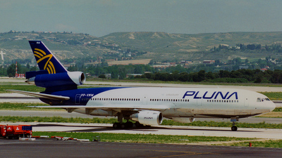 PP-VMW - McDonnell Douglas DC-10-30 - PLUNA