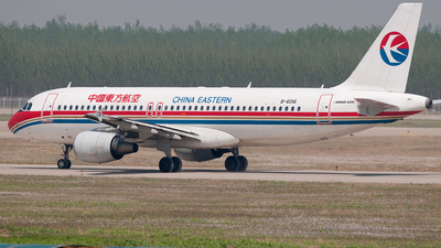 B-6016 - Airbus A320-214 - China Eastern Airlines