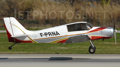 F-PRNA - Jodel D140E Mousquetaire IV - Private