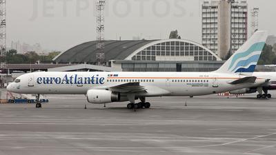 CS-TLX - Boeing 757-2G5 - EuroAtlantic Airways