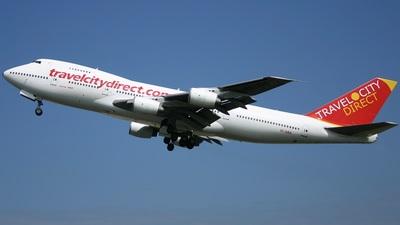 TF-ABA - Boeing 747-267B - Air Atlanta Icelandic