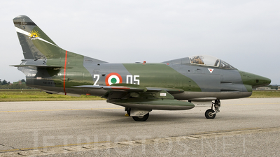 MM6405 - Fiat G91-R/3 - Italy - Air Force