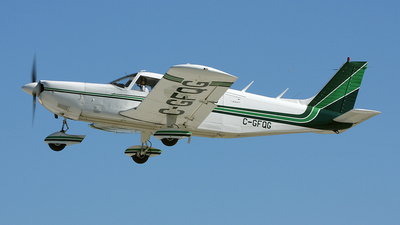 A picture of CGFQG - Piper PA32300 - [327240131] - © Paul Chandler