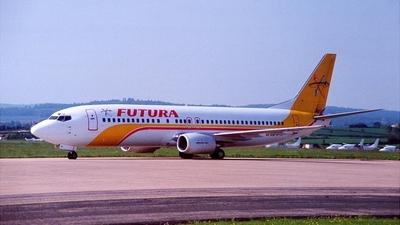 EC-EVE - Boeing 737-4Y0 - Futura International Airways