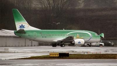 XU-735 - Boeing 737-524 - Mekong Airlines