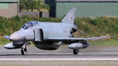 37-93 - McDonnell Douglas F-4F Phantom II - Germany - Air Force