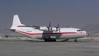 ER-AXX - Antonov An-12 - Aeronord
