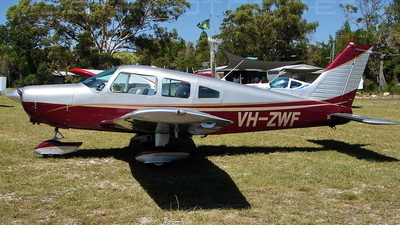 A picture of VHZWF - Piper PA28151 - [287415047] - © DaveWilson