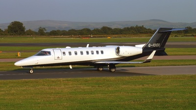 G-IOOX - Bombardier Learjet 45 - Hundred Percent Aviation
