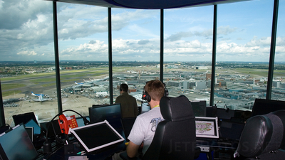 EGLL - Airport - Control Tower