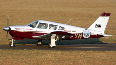 ZS-FYM - Piper PA-28R-200 Cherokee Arrow - Private